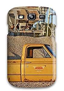 First-class Case Cover For Galaxy S3 Dual Protection Cover Truck wangjiang maoyi