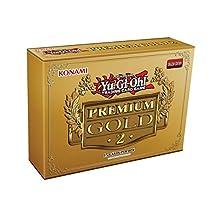 Yu-Gi-Oh Premium Gold Return of The Bling Card Game (Pack of 15)
