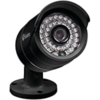 Swann 720P HD Bullet Security Camera with Day/ Night Vision, Pro-A850, Black (Compatible with Swann 4400 Series) - SWPRO-A850CAM-US