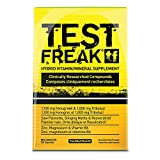 Test Freak (testosterone booster) - 120 Capsules