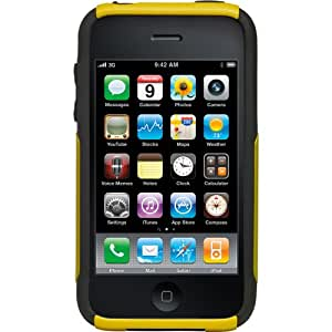 OtterBox iPhone 3G/3GS Commuter Case - Yellow