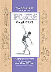 Packed with helpful photographs, hundreds of techniques, and loads of expert instruction, The Complete Book of Posesfor Artists is the perfect resource for artists of all skill levels.                  The human fig...