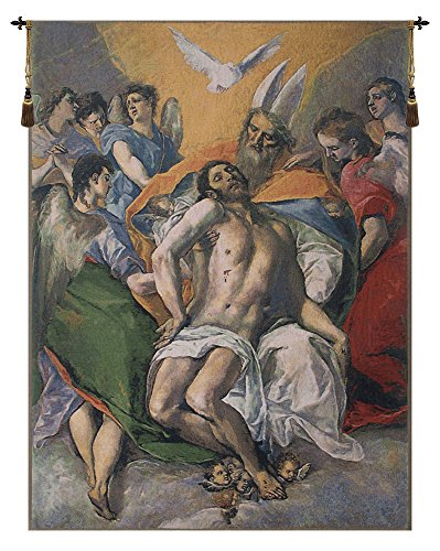 Greco Tapestry (El Greco Belgian Wall Art Tapestry)