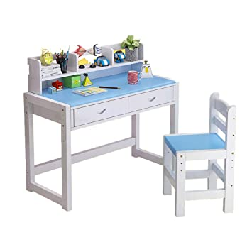 Amazon.com: Xing Hua Shop Table & Chair Sets Study Table and ...