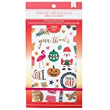 American Crafts 1586 Piece Seasonal Sticker Books