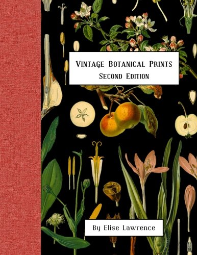 Vintage Botanical Prints: Second Edition