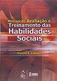 capa de Manual de avaliação e treinamento das habilidades sociais