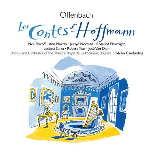 Les Contes d'Hoffmann, Act V (Epilogue): Des cendres de ton coeur (La muse, Chorus, Stella, Lindorf, Hoffmann, Hermann, Luther, Nathanal, Andres)