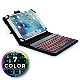 iPad 2/3 / 4, Air / 2, Pro 9.7 Keyboard case, COOPER BACKLIGHT