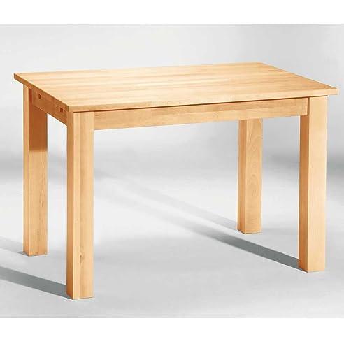 Tisch Esstisch Bergheim Buche Massiv 120X80 Breite 120 Cm Tiefe 80