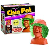 Chia Pet Decorative Pottery Planter, Easy to Do and Fun to Grow, Novelty Gift, Perfect for Any Occasion (Stranger Things - Dustin)
