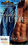 Hot SEALs: Protecting Julie (Book 6.5) (Kindle Worlds Novella) (SEAL of Protection 0)