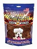 Loving Pets Grill-Icious Dog Treats, Turkey, 8-Ounce