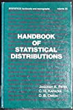 img - for Handbook of statistical distributions (Statistics, textbooks and monographs ; v. 20) book / textbook / text book