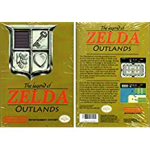 Legend of Zelda - Outlands - Nintendo NES Video Game by Legend of Zelda