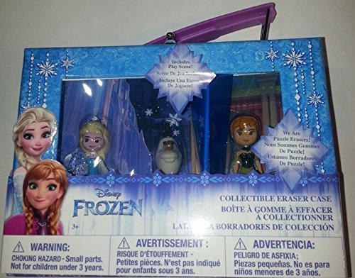 Disney Frozen Collectible Eraser FrozenFigures