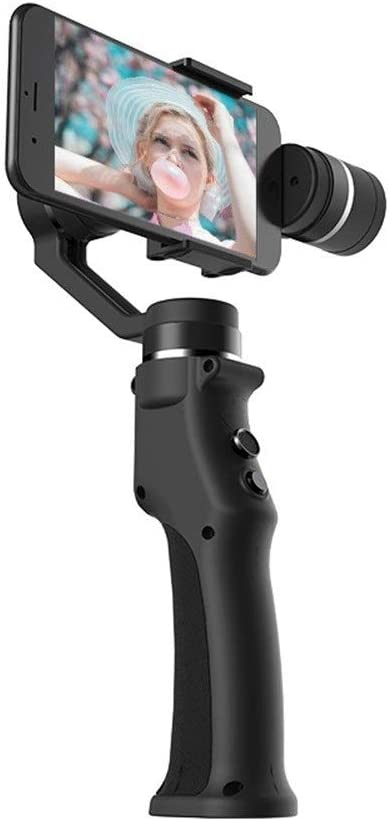 Anti-Shaking Photography Mobile Phone Three-axis Hand-held Balanced Cloud Table Outdoor Sports Camera Mobile Television Artifact