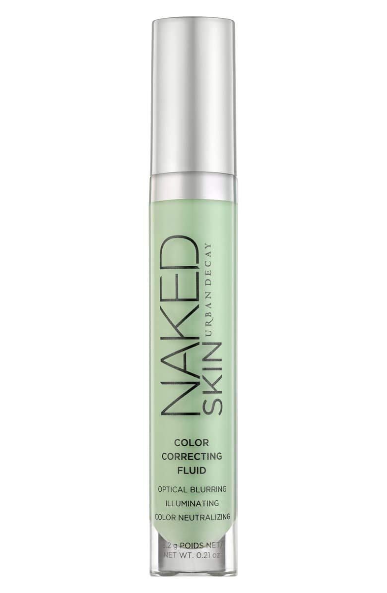 Urban Decay Naked Skin Green Color Correcting Fluid