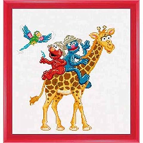 Sesame Street Safari (Sesame Street Cross Stitch)