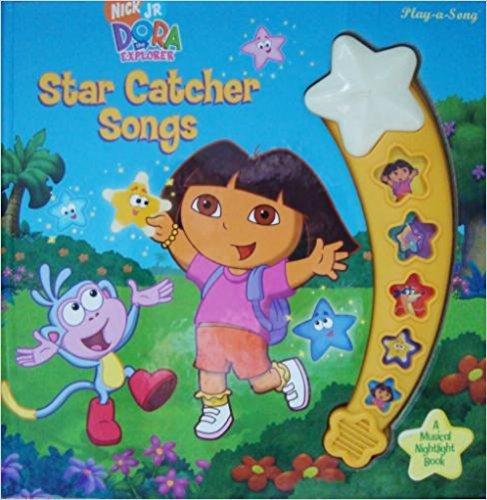 Dora the Explorer Star Catcher Songs (Play-a-Song)