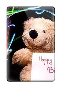 TashaEliseSawyer Case Cover For Ipad Mini 3 - Retailer Packaging Happy Birthday Protective Case 1874944K64924340