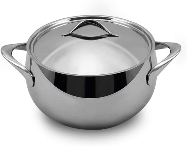 ZZWZM Auto Stir-fry Oven, Automatic Cooking Cooker, Stir-fry Wok, Sauté Wok, Slow Cooker, Stew Pot, Automatic Stir-fry, Saucepan, Cook Soup, No Fumes