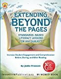 Extending Beyond the Pages