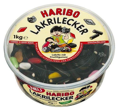Haribo LakriLecker, 3er Pack (3 x 1 kg)