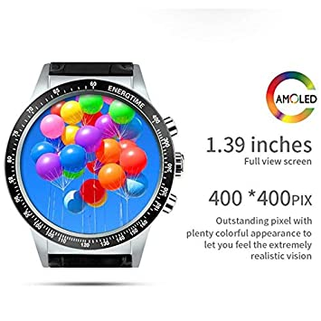 YUKIKO LEMFO Y3 Smart Watch - Soporte GPS WiFi 3G Heart Rate ...