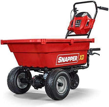 Amazon.com: Snapper XD SXDUC82 - Carretilla autopropulsada ...