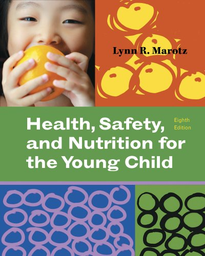 Bundle: Health, Safety, and Nutrition for the Young Child, 8th + Early Childhood Education CourseMate with eBook Printed