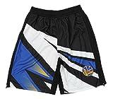 NBA Men's Oklahoma City Thunder MotoCross Athletic Shorts, Black