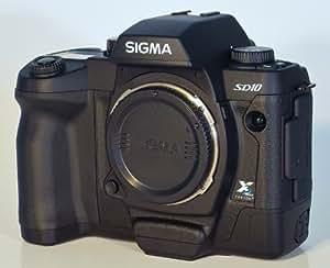 Sigma D-10 - Cámara Réflex Digital 10.3 MP (Cuerpo)
