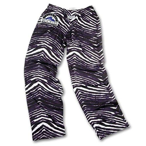 zubaz pants purple - 9