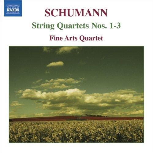 Schumann: String Quartets Nos. 1-3