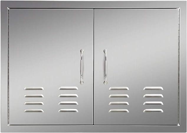 YXHARD Outdoor Kitchen Door, 304 Stainless Steel 30\