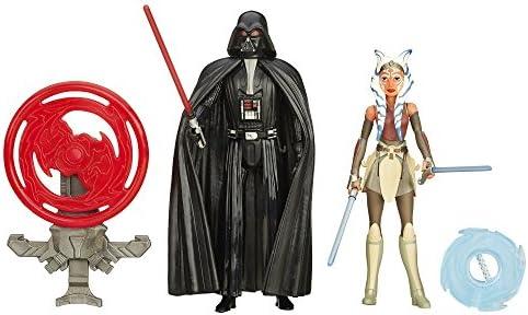 Star Wars Rebels - Playset Space Mission Darth Vader and Ahsoka ...