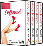 Enflamed - Boxed Set (New Adult Erotic Romance)