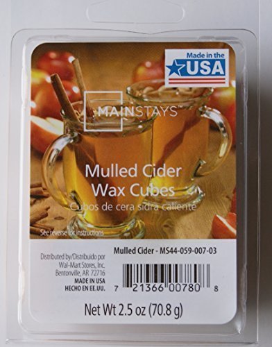 Home Fragrance Mulled Cider Wax Cubes