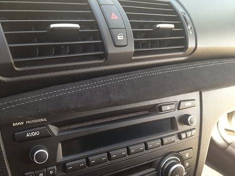 RedlineGoods BMW 1-series E82-E87 2004-13 dash pad cover: Amazon.es: Coche y moto