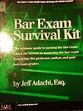 Bar Exam Survival Kit 9781882278015