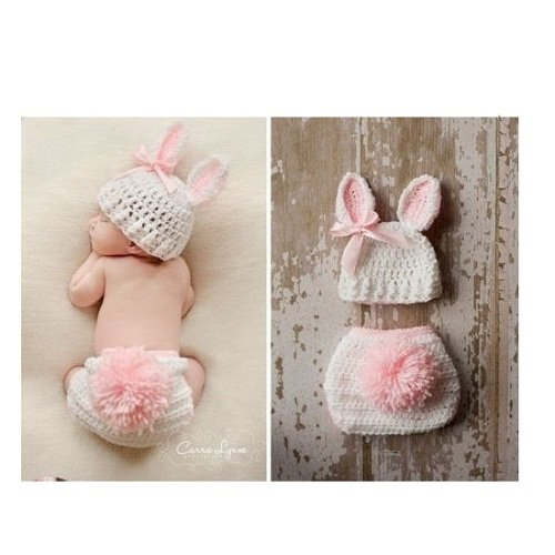 Swimming Costumes Nz (Infant Baby Girls and Boys Photography Poop Outfits with Barefoot Knit Sandal; Newborn Knit Hat Costume Set)