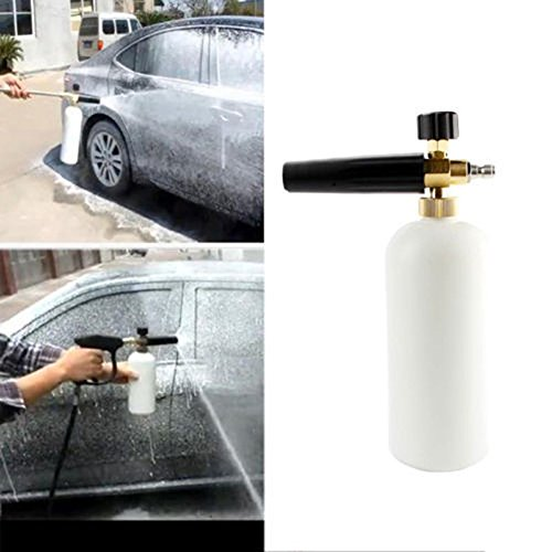 heaven2017 Professional Home Garden Car Snow Foam Lance High Pressure Gun Adjustable Washer Cleaning Washing Tools