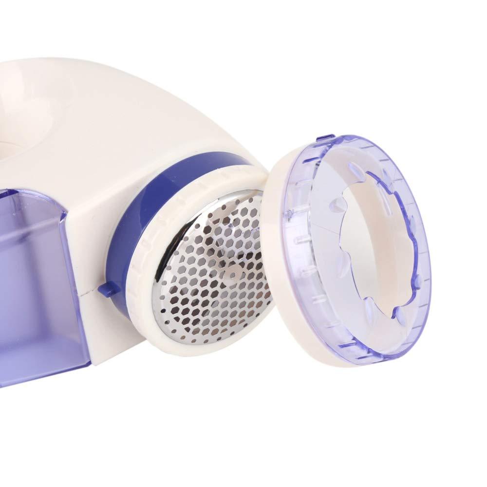 Lint Remover para Todas Las Prendas Blusea Quitapelusas El/éctrico Elimina Pelusas y Bolitas de Manera R/ápida y Efectiva