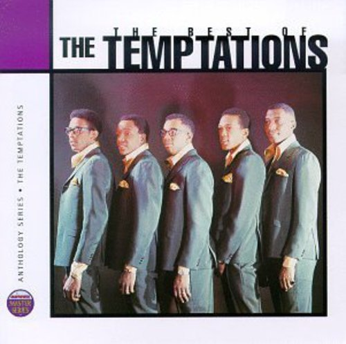The Best of the Temptations by Motown