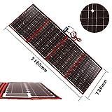 Dokio 200 Watts 12 Volts Monocrystalline foldable Solar Panel