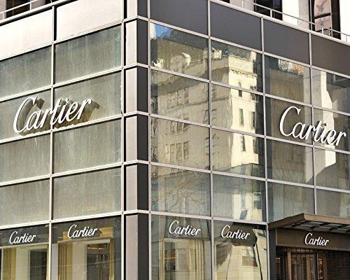 Cartier Wall Art, Prada Wall Decor, Cartier Store Sign Art Print, Fashion Wall Art, New York City Fashion Photography, Fashion Wall Decor, Dorm Wall Art, Girls Room Wall Art, Bathroom - Store Prada New York