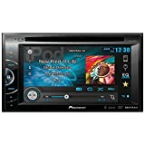 PIONEER AVHX2600BT AVH-X2600BT 2-Din Multimedia DVD Receiver with 6.1-Inch WVGA Touch Screen Display