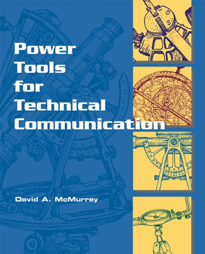 Power Tools for Technical Communication by Wadsworth Publishing