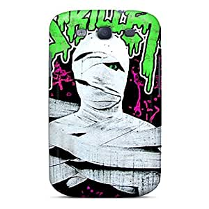 Tough Galaxy JEkgoPA4237CrFIX Case Cover/ Case For Galaxy S3(skillet)